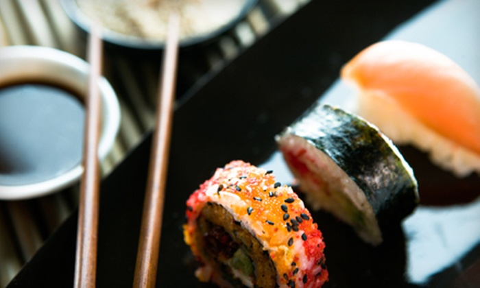 Koto Sake Japanese Steak House - Hickory Ridge: Japanese Food and Drinks for Two or Four at Koto Sake Japanese Steak House (Up to 52% Off)