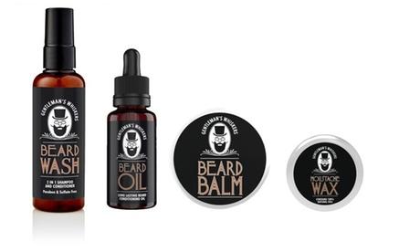 Set de cuidado para la barba Gentleman's Whiskers