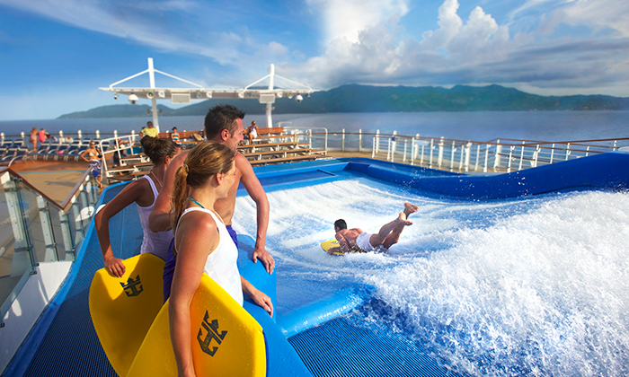 Royal Caribbean: NYE Cruise 1
