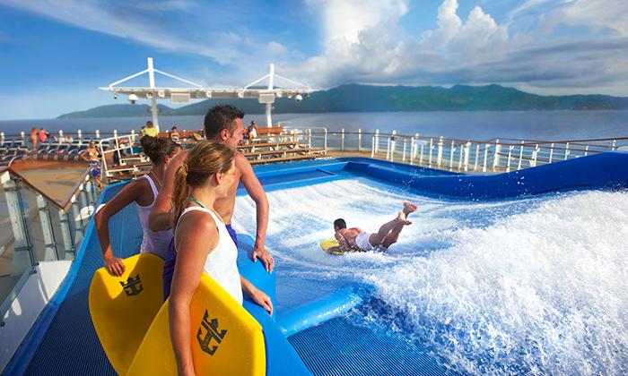 Royal Caribbean: NYE Cruise 1