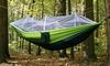 Outdoor Camping Mosquito Net Hammock