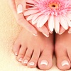 Aveda Spa Manicure or Pedicure
