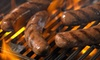 State Street Brats - Madison: $8 for $16 Worth of Bratwurst, Burgers, and Beers at State Street Brats