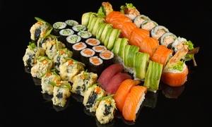SushiRoll Bistro: Zestawy sushi do wyboru: 40 (79 zł), 50 (89 zł) lub 100 sztuk (159 zł) w SushiRoll Bistro
