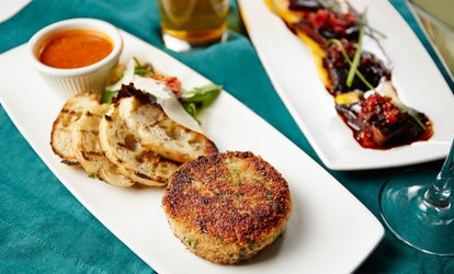 <strong>Seafood</strong> Dinner for Two or Four or More at Olde Towne Inn (Up to 43% Off)