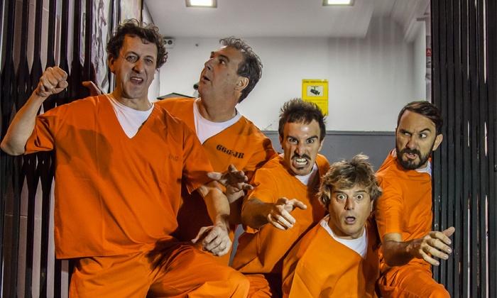 """Teatro Alfil - Madrid: Entrada al """"666"""" de Yllana del 21 de febrero al 14 de marzo por 14 € en Madrid"""