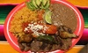 Up to 55% Off Mexican for Carryout or Dine-In at La Justicia