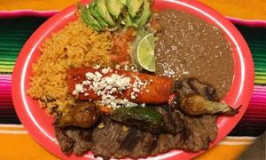 40% Off Mexican Cuisine at La Justicia at La Justicia, plus 6.0% Cash Back from Ebates.