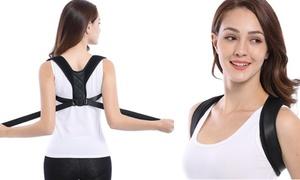 (Beauté)  Support dorsal unisexe -66% réduction