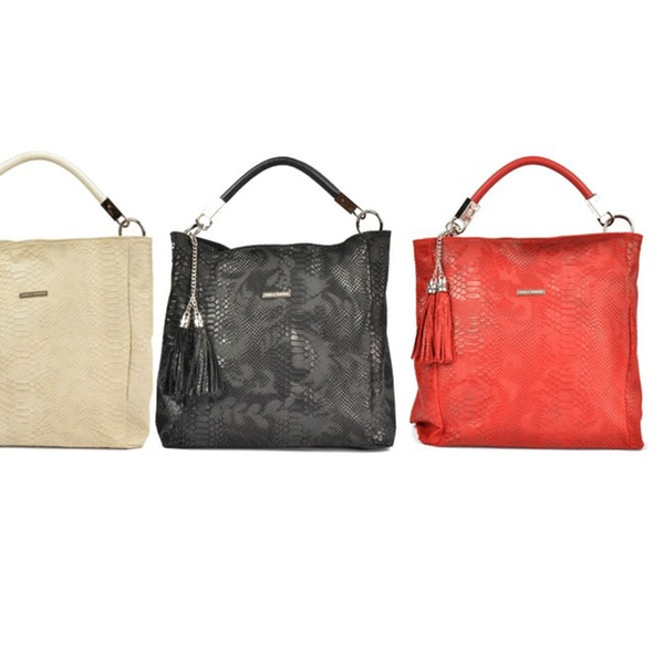 ac8e05be24 Carla Ferreri Italian Leather Bag With Free Delivery