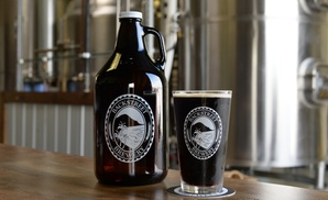 Backstreet Brewery in Anaheim: Beer-Tasting Packages for Two, Four, or Six at Backstreet Brewery in Anaheim (Up to 62% Off)