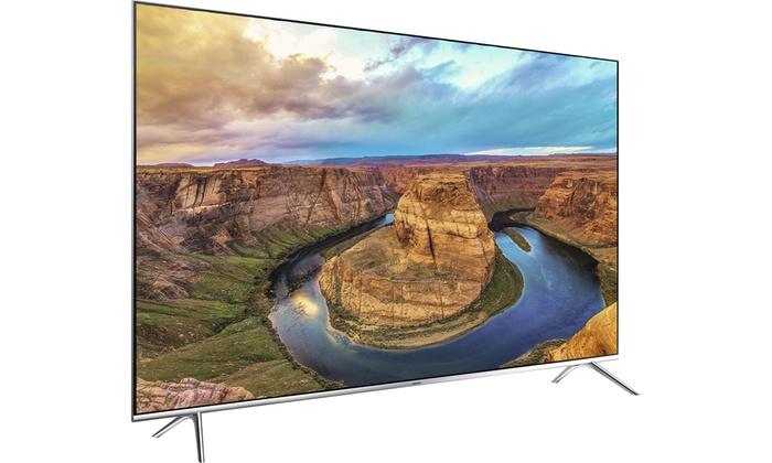 """Samsung 65"""" LED 4K SUHD Smart TV (Refurbished)"""