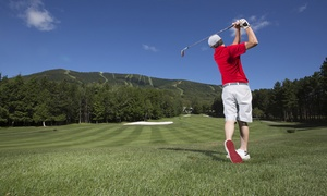 Golf le Grand Vallon: 18 Holes of Golf with Cart and Beer for One or Two at Le Grand Vallon Golf Course (Up to 49% Off)