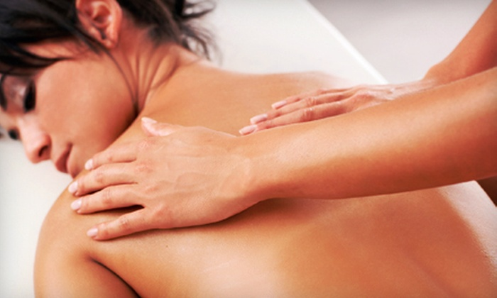 Image Salon & Day Spa - St. Joseph: One or Two Spa Packages with Full-Body Exfoliation and Massage at Image Salon & Day Spa (Up to 57% Off)