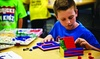 Bricks 4 Kidz  - Livermore: Children's Summer Camp at Bricks 4 Kidz (Up to 11% Off). Eight Options Available.