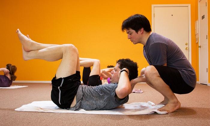 California Yoga Company - San Francisco: $69 for 60 Days of Hot Yoga Classes at California Yoga Company ($280 Value)