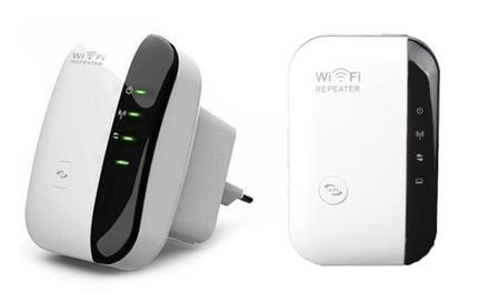 Wireless N WiFi Repeater mit bis zu 300 Mbps N Speed inkl. Versand