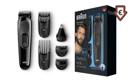 Braun MultiGrooming Haartrimmer MGK3020