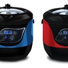 Elite Platinum 5.5 Qt. Smart n' Healthy Low Pressure Multi-Cooker