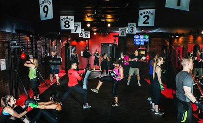 image for Circuit Kickboxing Classes at 9round.com Fitness & Kickboxing (Up to 73% Off)
