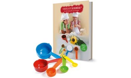 Backhilfe: Kinderleichte Becherküche mit Messbecher  : 14,99 €