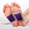 Aroma Detox Foot Pads in Lavender, Rose, Chili, and Green Tea (4-Pack)