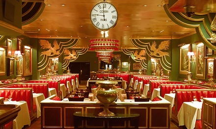Three-Course Prix-Fixe Dinner for One at The Russian Tea Room