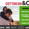 Cotton On & Co: $30 Credit