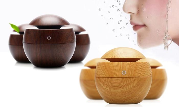 Diffusore aromaterapia silenzioso