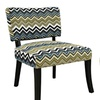Printed Accent Chair