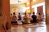 Dharma Yoga - East MLK: One 10-Class Pass or One Month of Unlimited Yoga Classes at Dharma Yoga (Up to 49% Off)
