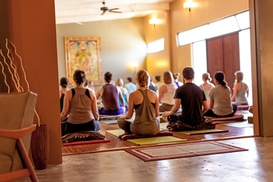 Up to 52% Off Yoga Classes at Dharma Yoga at Dharma Yoga, plus 6.0% Cash Back from Ebates.