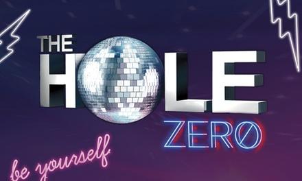 """Entrada para el espectáculo """"The Hole Zero"""" del 17 al 20 de octubre desde 17,55 € en Sevilla"""