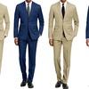 Braveman Men's Slim or Classic-Fit Two-Piece Suit