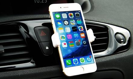 Smartphone-Halter für das Auto in Weiß oder Schwarz (bis zu 85% sparen*)