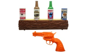 Set de shooting avec pistolet