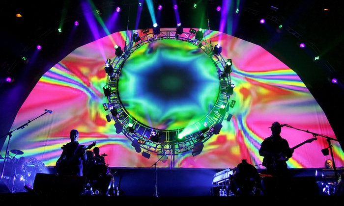 Brit Floyd: Space & Time Continuum - Murat Theatre at Old National Centre: Brit Floyd: Space & Time Continuum on March 31 at 8 p.m.