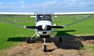 Oasis Flight Training: $135 for a 40-Minute Introductory Flight Lesson with Briefing at Oasis Flight Training, Moorabbin Airport ($270 Value)