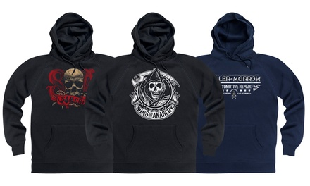 Unisex Sons of Anarchy Hoodie for £34.99 With Free Delivery