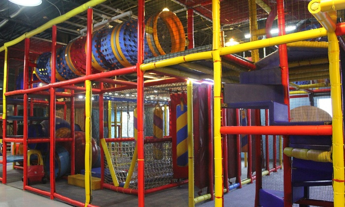 Indoor Play Center - In Play | Groupon