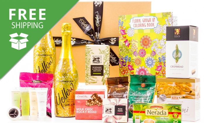 $75 for a Mother's Day Hamper Delivered before 2nd of May (Don't Pay $160)