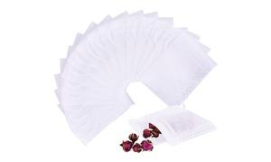 Sachets à thé en papier naturel