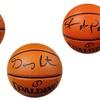 Shawn Kemp and Gary Payton Autographed Basketballs