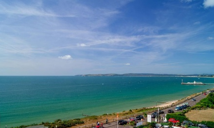 Bournemouth: 1 or 2Night Stay for Two with Breakfast and Dinner at The Oceana Hotels Collection