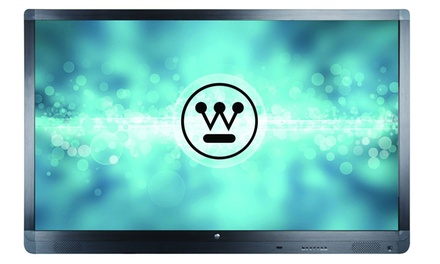 Westinghouse Interactive Touchscreen Whiteboard Displays