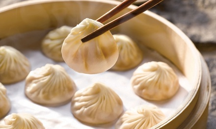 Dumplings, Wontons or Bao with Drink $9.90, 2 $19.80 or 4 People $39.60 at Oh Dumplings Up to $71.20 Value