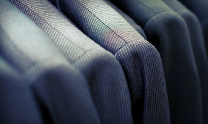 Mills Cleaners - Multiple Locations: $10 for $20 Worth of Drop-Off Dry Cleaning at Mills Cleaners