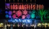 L.A. Zoo Lights – Up to 20% Off