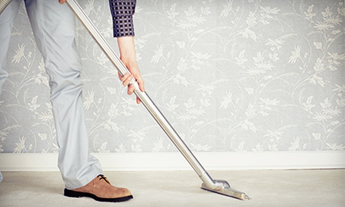 Quick Dry-Tech Carpet Cleaning - Minneapolis / St Paul: $79 for Carpet Cleaning for Three Rooms and One Hallway from Quick Dry-Tech Carpet Cleaning ($175 Value)