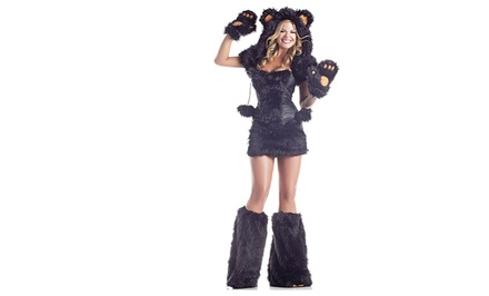 Women's Animal Halloween Costumes from $27.93–$49.93